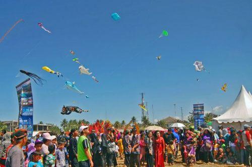 Festival Layang-layang Akan Kembali Di Gelar Di Pangandaran