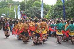 Festival Lestarikan Ronggeng Amen