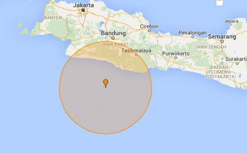 Garut Gempa 6,1 SR, Terasa Besar dan Lama di Pangandaran