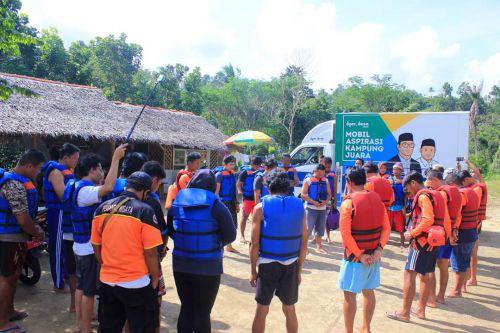 Geliat Pariwisata Pangandaran, Pemandu Pangandaran Lakukan Roadshow