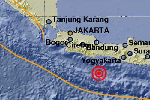 Gempa di Pangandaran. Warga Tak Rasakan Gempa dan Tetap Tenang