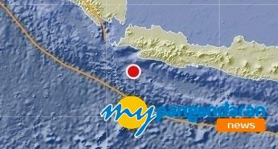 Gempa 6.1 SR di Sukabumi Terasa Hingga Pangandaran