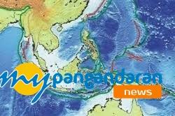 Gempa Gunungkidul dirasakan Hingga Pangandaran