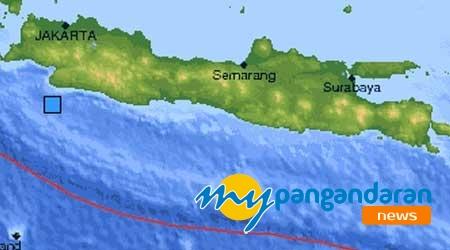 Gempa Sukabumi: Pengunjung Pangandaran Tetap Tenang