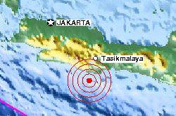 Gempa Tak Menyurutkan Wisatawan ke Pangandaran