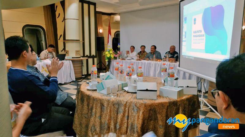 Giatkan Promosi Terintegrasi, PHRI dan 13 Asosiasi Jabar Sambangi Pangandaran