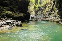 Green Canyon Kembali Dibuka