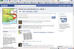 Group Dukung Pemekaran Pangandaran di Facebook Sepi Aktifitas