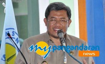 Gubernur Dorong Pembentukan Kabupaten Pangandaran