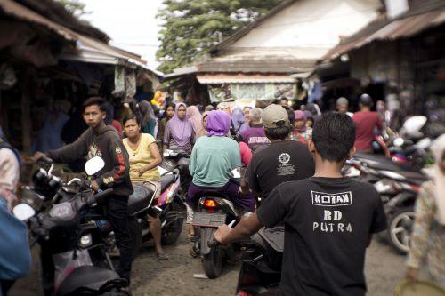 H-2 Jelang Lebaran, Pasar Pananjung di Serbu Warga