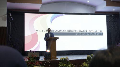 Hadiri Travel Mart 2019, Ridwan Kamil : Pariwisata Adalah Bisinis Kegembiraan