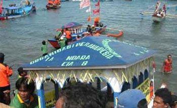 Hajat Laut di Gelar di Pantai Pangandaran Hari Ini