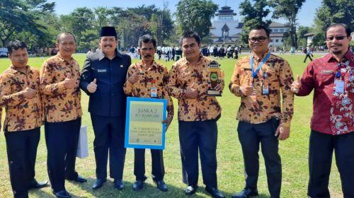 Hari Kesehatan Nasional, Pangandaran Raih Dua Penghargaan