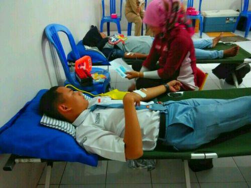 Hari Pelanggan Nasional PT. Netral Jaya Motor Kembali Mengadakan Donor Darah