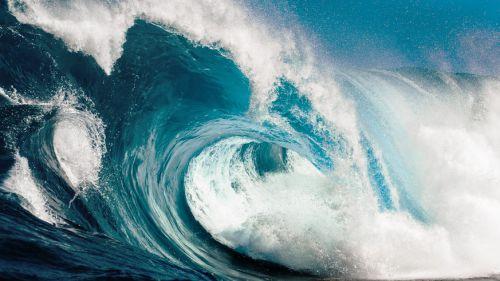 Heboh Isu Tsunami Setinggi 20 Meter, Bikin Cemas Warga, BPBD Pangandaran: Tak Usah Khawatir