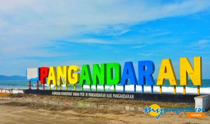 HOAX, Wisata di Pangandaran Tidak Ditutup