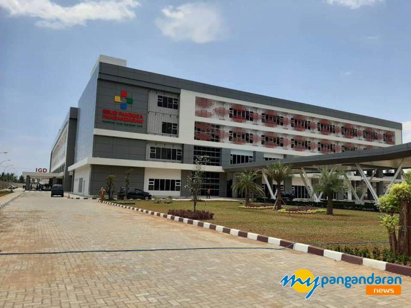 Hore! RSUD Pandega Pangandaran Dibuka 4 April 2020