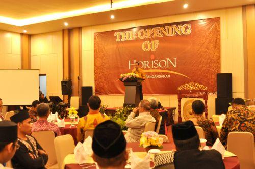 Hotel Bintang 3 Horison Palma Pangandaran Diresmikan