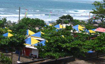 Hotel Krisna Bantu Benahi Pedagang Pantai