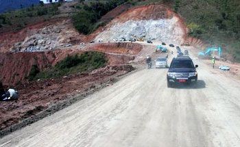 IDB Danai Pembangunan Trans Jabar Selatan