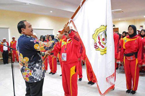 Ikuti PORDA XIII Jawa Barat, Pangandaran Kirimkan 19 Cabor