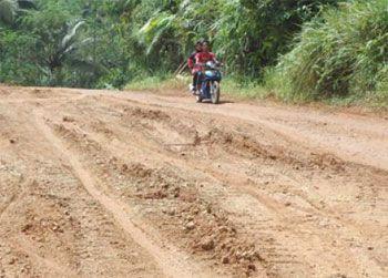 Infrastruktur Kecamatan Langkaplancar Pangandaran Paling Memprihatinkan