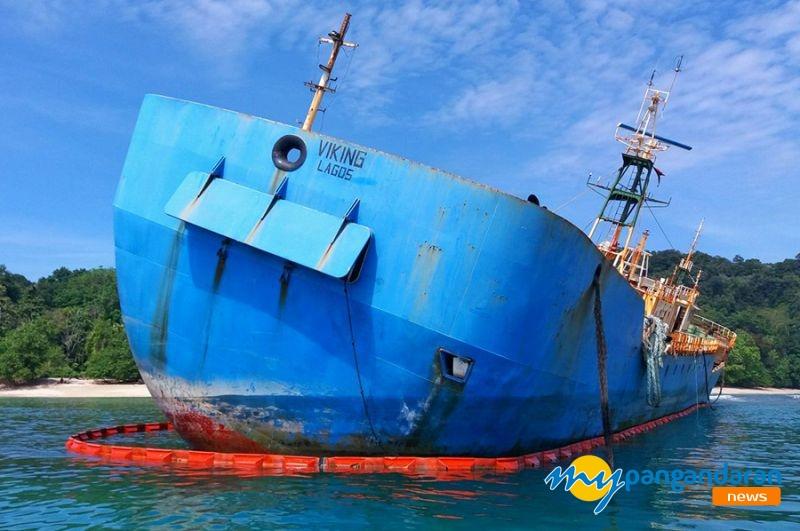 Ini Penjelasan Susi Pudjiastuti Mengenai MV Viking