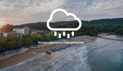 Ini Prakiraan Cuaca Pangandaran di Pekan Pertama Maret 2018