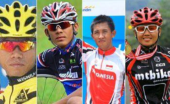 Inilah 4 Putra Putri Pangandaran Penyumbang Medali SEA GAMES 2011
