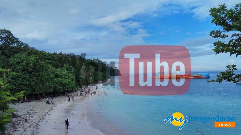 Inilah Video Berlatar Pangandaran Terlama dan Terbanyak Ditonton di Youtube