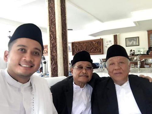 Innalillahi Wainna Ilaihi Rojiun, H Iyos Rosby Salah Satu Pejuang Pemekaran Pangandaran Wafat.