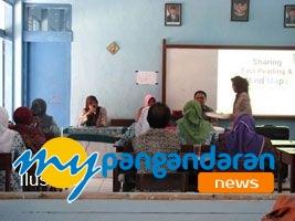 In Service Training KKG Tingkat Sekolah Dasar Digelar Di Pangandaran