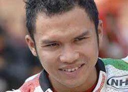 Irvan Chupenk Berjaya di Road Race Pangandaran