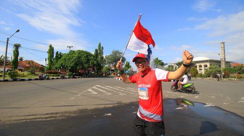 Jabar International Marathon 2019, Meriahkan Pangandaran