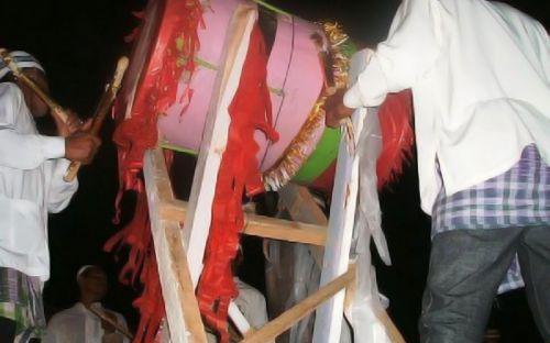 Jago Menabuh Bedug? Ikuti Festival Bedug Takbiran Pangandaran