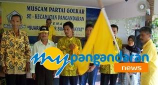 Jajang Ketua PK Partai Golkar