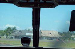 Jarak Pandang Terganggu, Bandara Nusawiru Ditutup