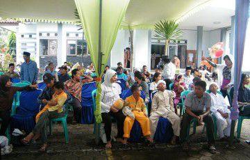 Jasa Raharja Gelar Khitanan Masal di Pangandaran