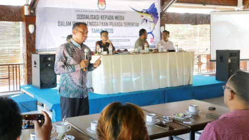 Jelang Pilkada 2020, KPU Pangandaran Gelar Sosialisasi