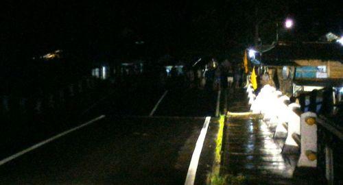 BreakingNews: Jembatan Akses Utama Ke Pangandaran Amblas,  Jalur Selatan Tasik Jadi Alternatif