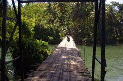Jembatan Cipongpet Ditutup