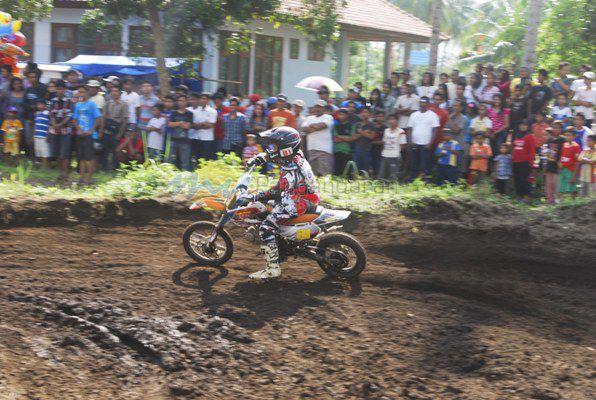 Joint Trial Grasstrack Pangandaran 2013