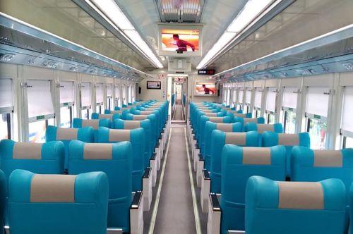 Kabar Baik, Kereta Pangandaran Layani Perjalanan Gambir-Banjar Diresmikan Hari Ini