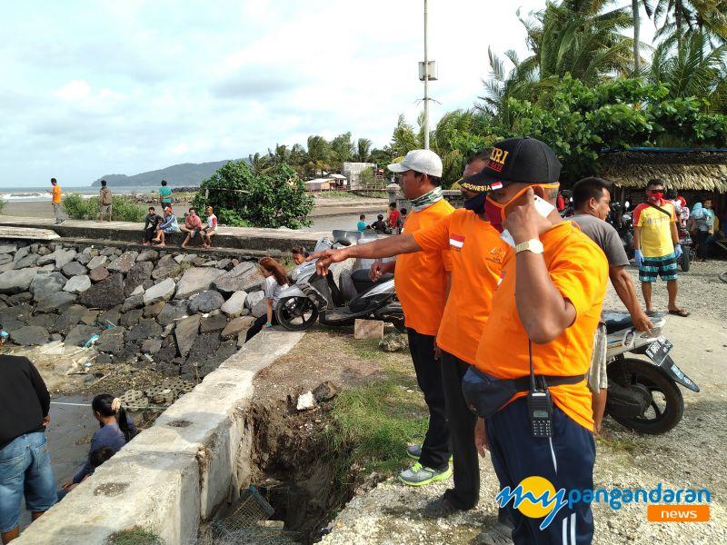 Kabar Duka, Nelayan Pangandaran Dikabarkan Hilang