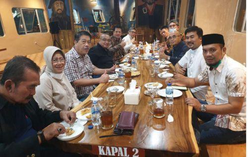 Kadin Pangandaran Gelar Pertemuan dengan Kementerian Koperasi dan UKM
