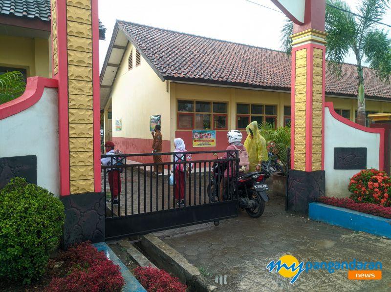 KBM Tatap Muka Sekolah di Pangandaran Mulai Hari Ini