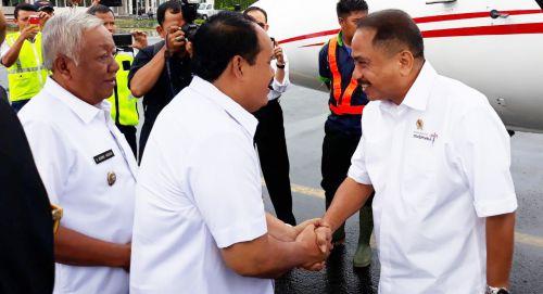 KEK dan Geopak Pangandaran Jadi Agenda Kunjungan Menteri Pariwisata Ke Pangandaran