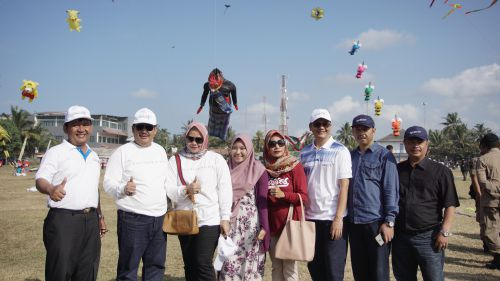 Kemenpar Apresiasi Pangandaran International Kite Festival 2019