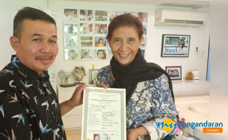 Kini, Menteri Susi Tak Lagi Lulusan SLTP, Lolos Ujian Paket C dengan Nilai Tertinggi