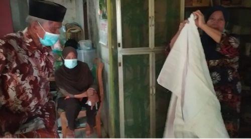 Kisah Kakek Curli Penjual Sayuran Asal Kab Pangandaran 2 Kali Gagal Berangkat Haji